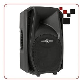 Caixa D Som Acústica Ativa Ps10a Frahm Auditório E Igreja