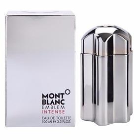 Perfume Emblem Intense 100ml Mont Blanc Original Masculino