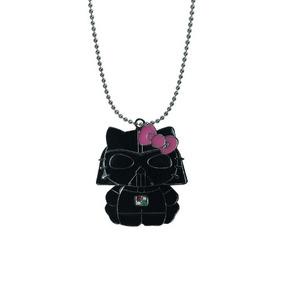 Hello Kitty Collar Dije Llavero Phonestrap Kitty Vader