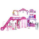 Centro Comercial De La Barbie Set De Juegos Bdf52 - Rosado
