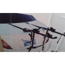 Portabicicleta Universal P/ 2 Bicicletas Vuelta