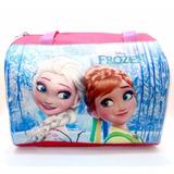 Bolso Cartera Baul Tipo Furla Frozen Disney Regalo