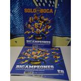 Revista Soloboca #79. Boca Bicampeón