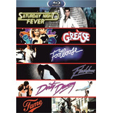 Saturday Night-footloose-flashdance-dirty Dancing Blu-ray