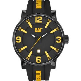 Cat Watches Bold 46 Milimetros Pvd Negr Nj16121137 Diego Vez