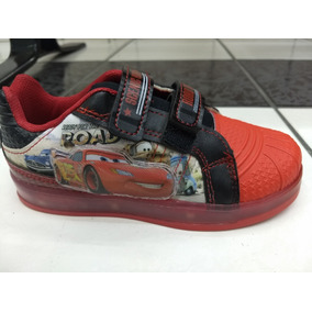 Zapatos rojos Cars infantiles xSSpKMO