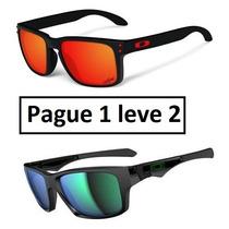 Oculos Masculino Kit Com 2 ----- Chega Rápido Sim------