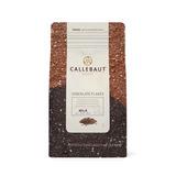Chocolate Granulado Ao Leite Callebaut L 1kg