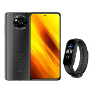 Xiaomi Poco X3 64gb / 6gb Ram + Carcasa + Mi Smart Band 5