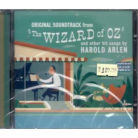 The Wizard Of Oz Harold Arlen Banda Original De Sonido Cd Nu