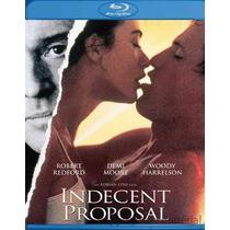 Blu Ray Indecent Proposal Una Propuesta Indecorosa Envio Gra