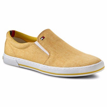 Zapatos Tommy Hilfiger Harry 2e Steel Hombres Fm56819025-403
