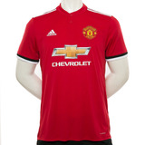 Camiseta Manchester United 2017/18 adidas