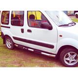 Accesoriosweb Estribo Tubular Cromado Renault Kangoo 14221