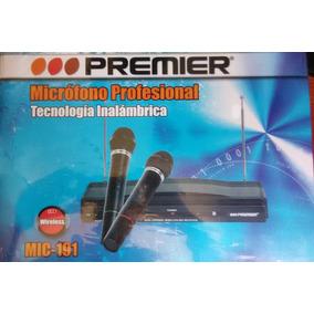 Microfonos Profesionales Inalambricos