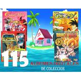 115 Albums Digitales Dragon Ball Z Sailor Moon Saint Seiya