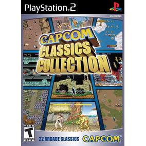 Capcom Classic Collection.-ps2