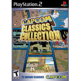 Capcom Classic Collection.-ps2