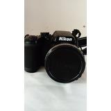 Cámara Nikon Coolpix B500 Negra