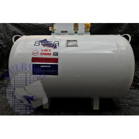 Tanque Estacionario De Gas Super Economico Instalado