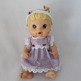 Roupas Roupinhas Vestidos Calcinhas Boneca Baby Alive Oferta