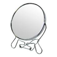Espelho De Mesa 22cm Para Maquiagem Dupla Face C/aumento 3x