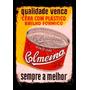 Placa Vintage King Mdf 39x27cm Cera Colmeína Bc.03693