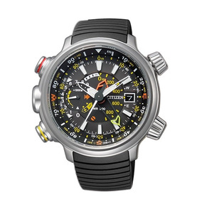 Relógio Citizen Promaster Terra Tz30357y *titanium