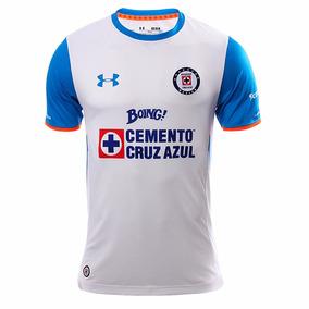 Playera Jersey Visitante Cruz Azul 15/16 Under Armour Ua582