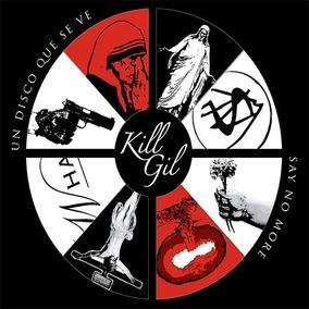 Garcia Charly - Kill Gil (cd+dvd) S
