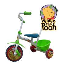 Triciclo Infantil P Chicos Nene Nena Mickey Minnie Pepa
