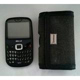 Celular Blu Modelo Samba Mini Q210 Dual Chip (con Estuche)