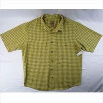 Fabulosa Camisa A Cuadros Para Caballero Northeast Talla Xl