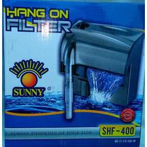 Filtro De Cascada Externo Biologi Sunny Shf 400. Muy Barato.