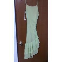 Vestido De Fiesta Liz Minelli Talla S Limpia De Closet