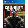 Videojuego Call Of Duty Bo 3 Gold Playstation 4 Activision