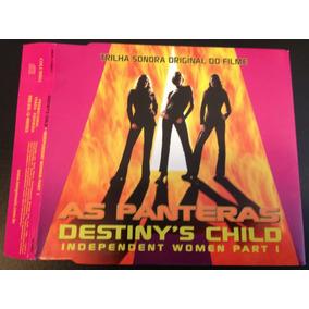 Cd Single Promo Destiny