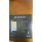 Nuevo Smartphone Mint M 346 Caja Sellada 1 Año De Garantia