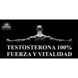 Booster Fuerte Testosterona Y Libido Con Holograma Original