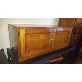 Remate de alacenas usadas ara cocina usado en mercado for Bar de madera usado