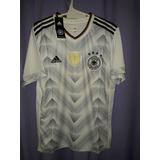 Camiseta Alemania Confederaciones Cup 2017