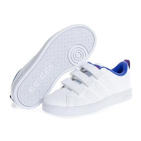 Tenis adidas Vs Adv Cl Cmf C Blancos Pr-8088172