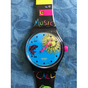 Swatch Europe In Concert Coleccion 1993