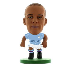 Figura Coleccionable Soccer Starz Man City Vincent Kompany