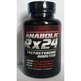 Anabolic Rx 24 Aumento Tetosterona Y Virilidad (usa)