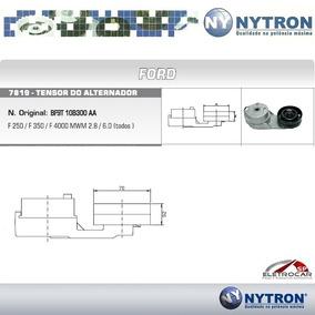 Tensor Do Alternador Ford F250, F350, F4000, Mwm 6.0