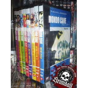 Dvd Mondo Cane Collection 8 Dvd Imp Horro Terror Gore Trauma