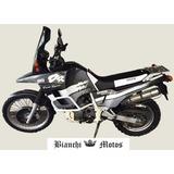 Defensa Lateral Suzuki Dr 800 Big Reforzada Bianchi Motos