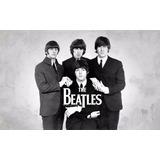 Foto Cartaz Beatles Decoração Vintage Memorabilia Do Rock