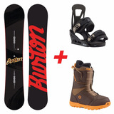 Combo Burton Tabla Ripcord + Freestyle + Moto 19% Off